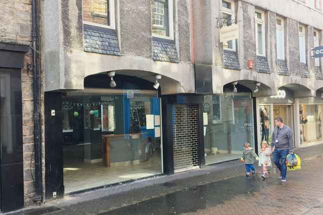 Thumbnail Retail premises to let in Rose Street, New Town, Edinburgh