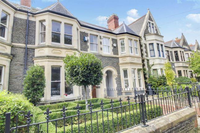 Thumbnail Property for sale in Plasturton Avenue, Pontcanna, Cardiff