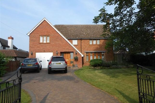 Thumbnail Property to rent in Twyford Bank, Evesham, Worcestershire