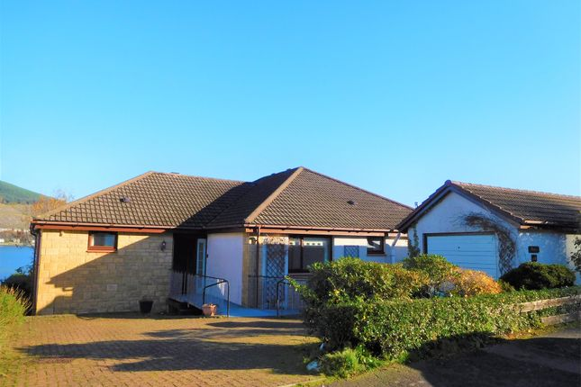 Thumbnail Detached bungalow for sale in 13 Hunters Grove, Hunters Quay