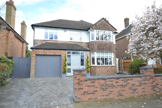 Thumbnail Detached house for sale in Devon Gardens, Childwall, Liverpool
