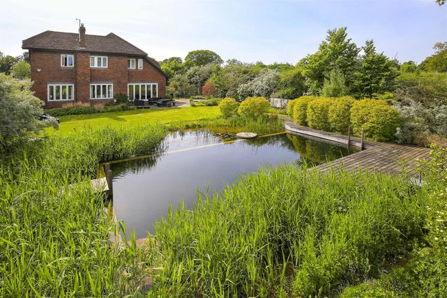 Thumbnail Detached house for sale in Galley Lane, Arkley