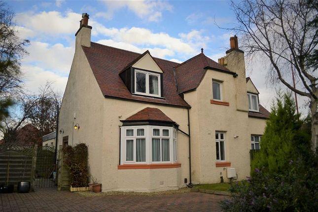 Thumbnail Semi-detached house for sale in Lanark Road, Juniper Green