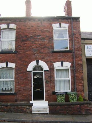 Thumbnail Terraced house to rent in Dixon Lane Road, Wortley, Leeds