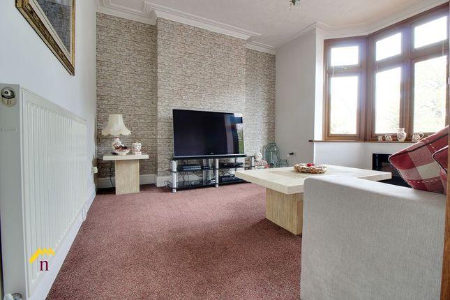 Living Room of Albert Villas, Coulman Street DN8
