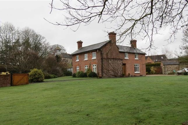 Thumbnail Detached house for sale in Sheinton, Cressage, Shrewsbury