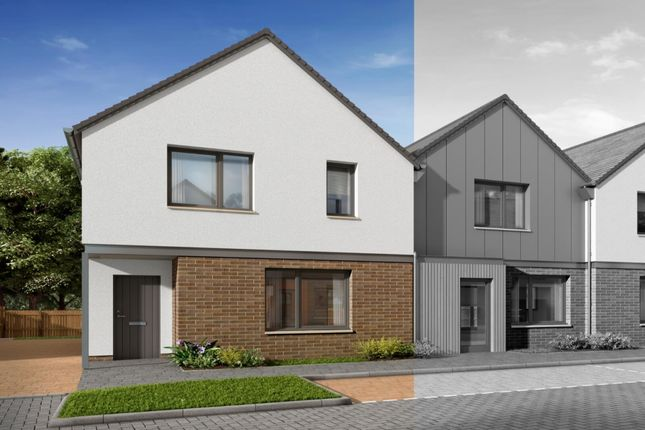 Thumbnail Semi-detached house for sale in Caerlee Mill, Innerleithen, Peeblesshire