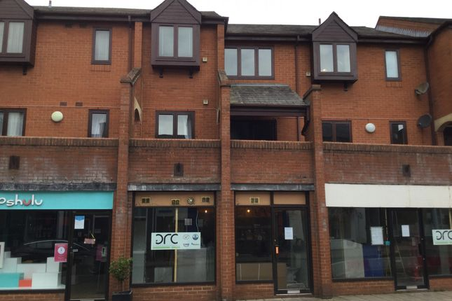 1 bed flat for sale in Eden Court, Adam & Eve Street, Market Harborough, Leicestershire LE16