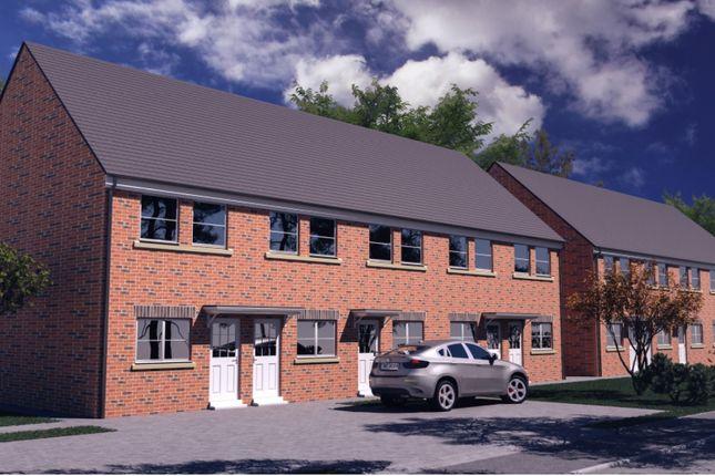 Thumbnail End terrace house for sale in Sutton Road, Walpole Cross Keys, King's Lynn