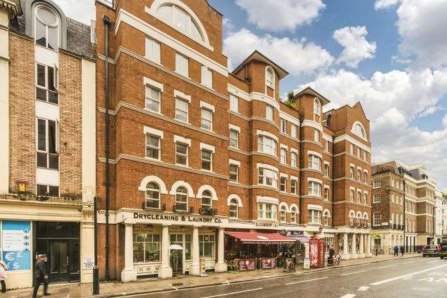 Exterior of Bloomsbury Plaza, 12-18 Bloomsbury Street, London WC1B