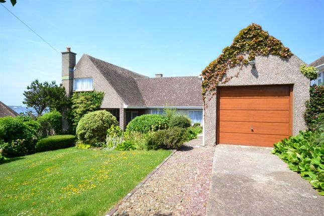 Thumbnail Detached bungalow for sale in Pointfields Crescent, Hakin, Milford Haven