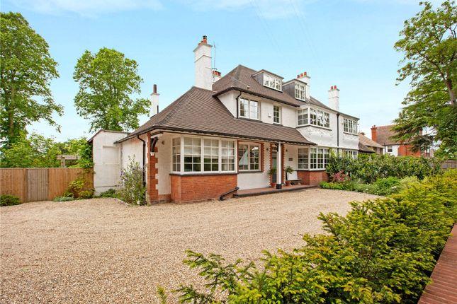 Thumbnail Semi-detached house for sale in Maidenhead Court Park, Maidenhead, Berkshire