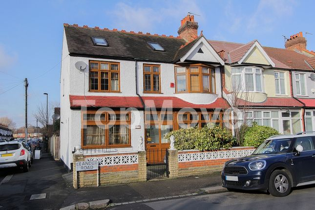 Thumbnail Terraced house for sale in Leander Road, Thornton Heath