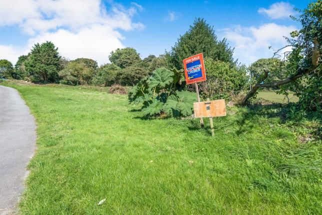 Thumbnail Land for sale in Lanner, Redruth, Cornwall