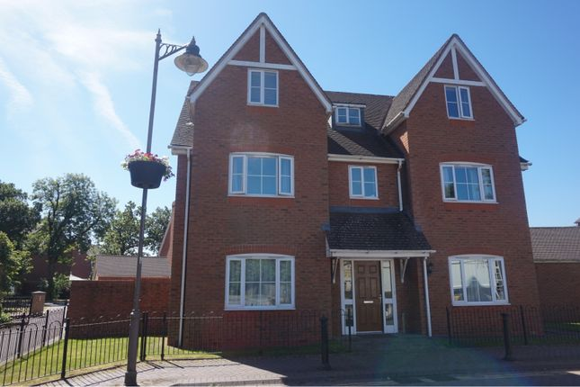 Thumbnail Detached house for sale in Elvaston Way, Solihull