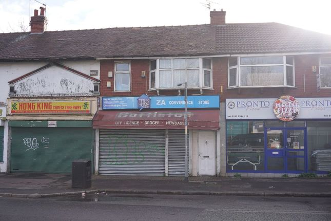 Retail premises to let in Kingsway, Burnage, Manchester