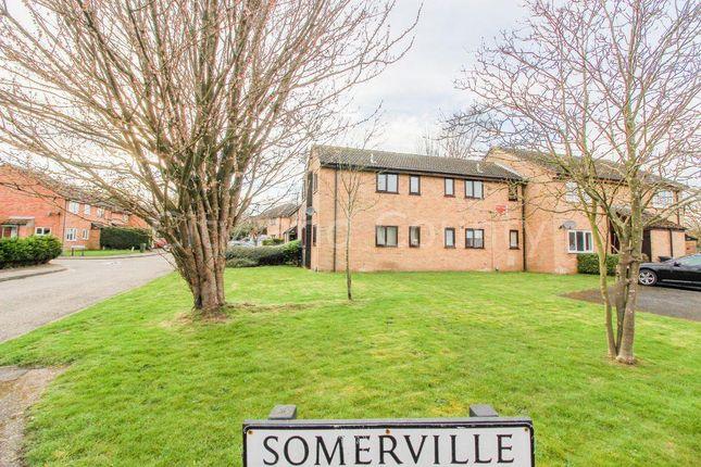 Studio for sale in Somerville, Werrington, Peterborough PE4