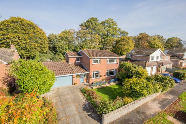 Thumbnail Detached house for sale in Winslade Park Avenue, Clyst St. Mary, Exeter