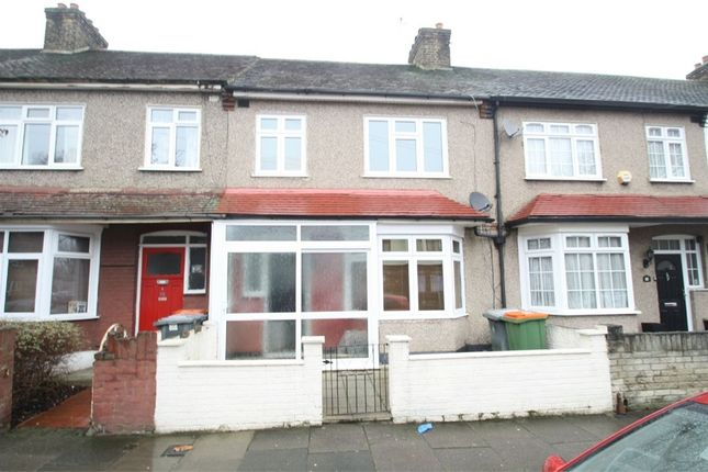 Thumbnail Terraced house for sale in Flanders Road, East Ham, London