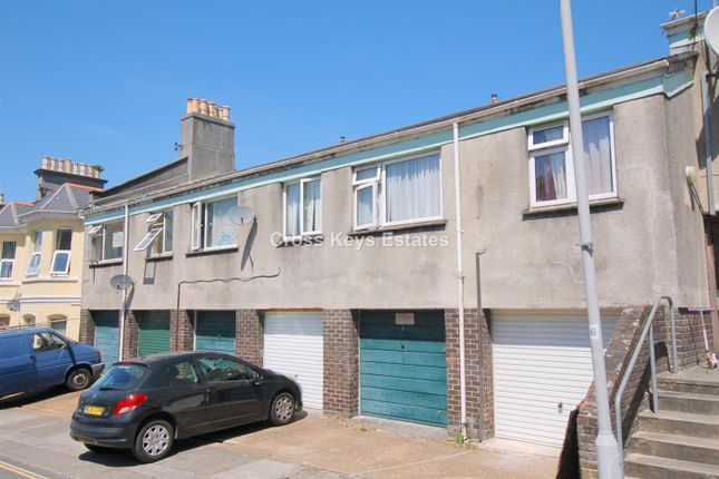 Thumbnail Flat for sale in Camperdown Street, Plymouth