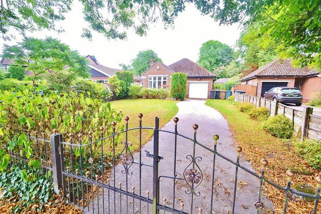 Thumbnail Bungalow to rent in Westminster Road, Eccles, Manchester
