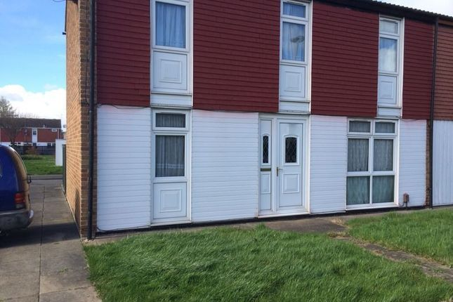 Thumbnail Terraced house to rent in Selkirk Road, Leicester