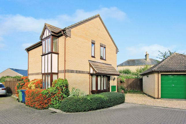 Thumbnail Detached house for sale in Pegler Court, Willingham, Cambridge