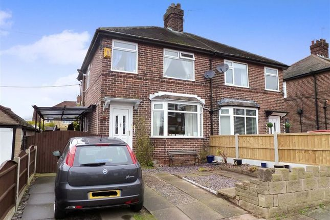 Thumbnail Semi-detached house for sale in Willow Grove, Blurton, Stoke-On-Trent