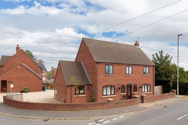 Thumbnail Detached house for sale in London Road, Woore, Crewe