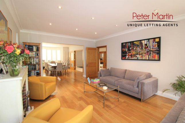 Thumbnail Detached house to rent in Norrice Lea, Hampstead Garden Suburb