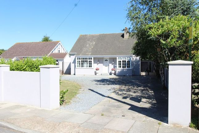 Thumbnail Detached bungalow for sale in North Cray Road, Sidcup
