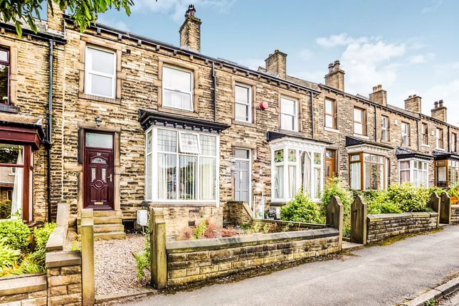 Thumbnail Terraced house for sale in Thornhill Avenue, Lindley, Huddersfield