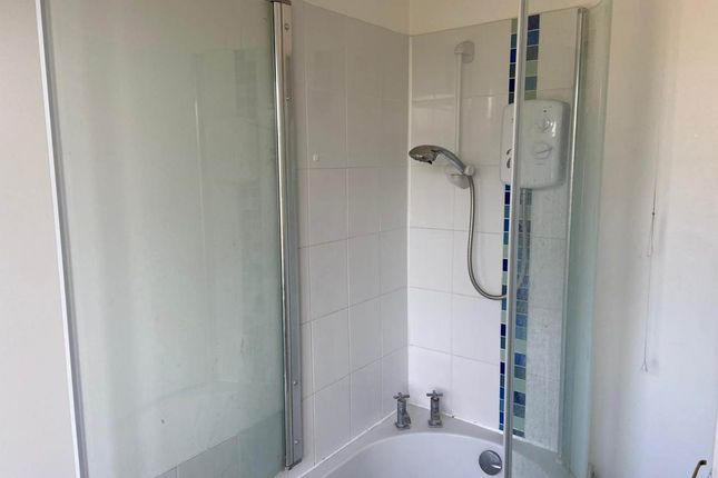 Shower Cubicle of Luckington Road, Southmead, Bristol BS7