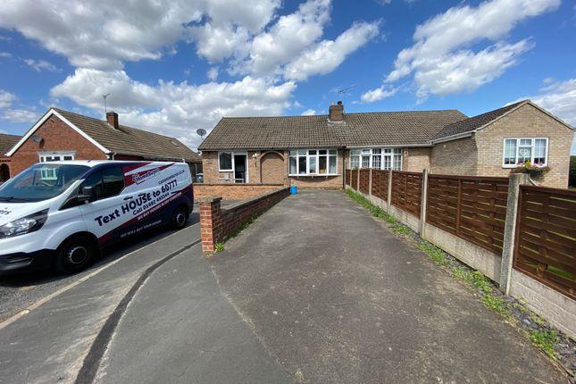 Thumbnail Semi-detached bungalow to rent in Saltergate Road, Messingham