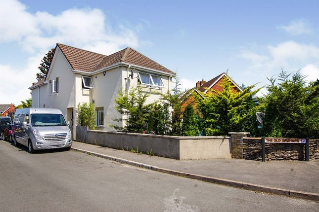 Thumbnail Detached house for sale in The Old Orchard, Mangotsfield, Bristol