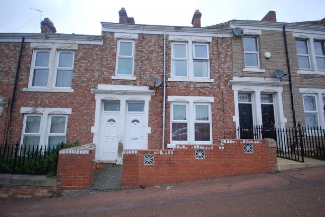Main (Main) of Hyde Park Street, Bensham, Gateshead NE8