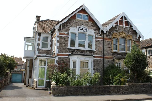 Thumbnail Semi-detached house for sale in Gerard Road, Weston-Super-Mare