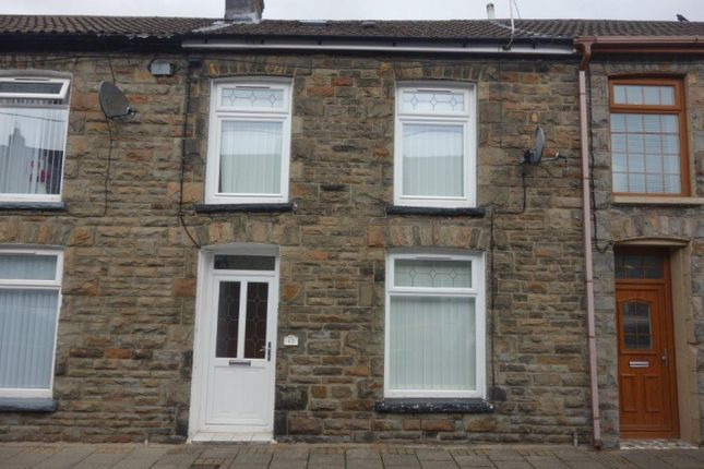 Thumbnail Terraced house to rent in John Street, Pentre