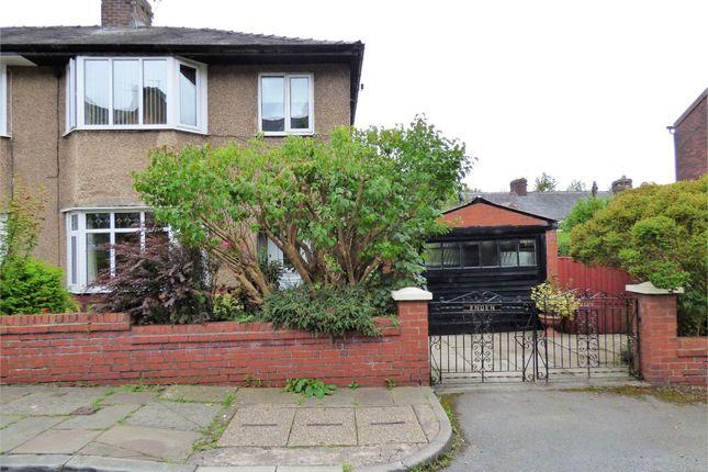 Thumbnail Semi-detached house for sale in Cornelian Street, Blackburn, Lancashire