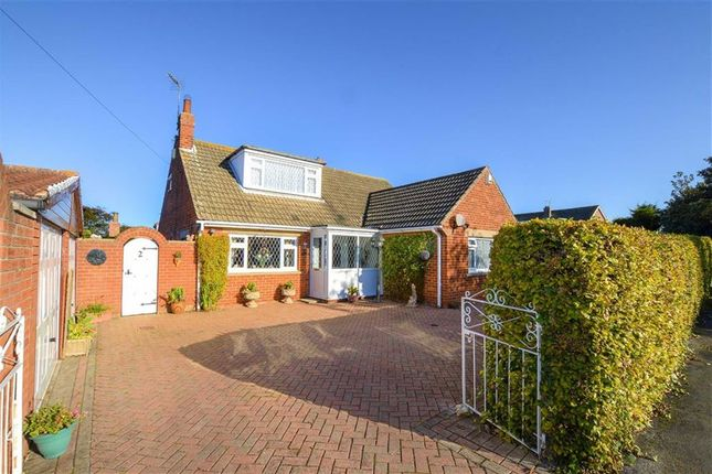 Thumbnail Detached house for sale in Greenacre Park, Hornsea, East Yorkshire