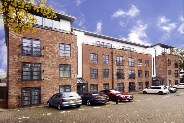 Thumbnail Flat for sale in Thornlea Court, Thornhill Park, Thornhill, Sunderland