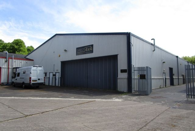 Thumbnail Light industrial for sale in Unit 4A Masons Place, Nottingham Road, Derby