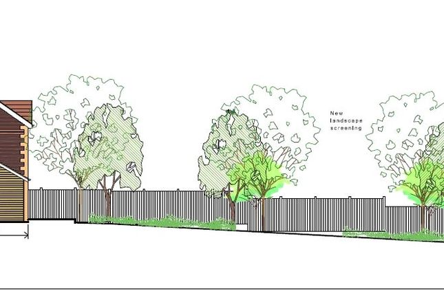 Proposed Side of Long Copse Lane, Emsworth, Hampshire PO10