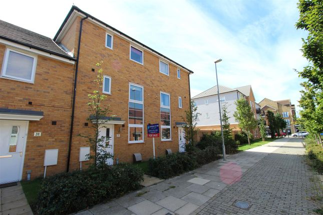 Town house for sale in Helidor Walk, Sittingbourne