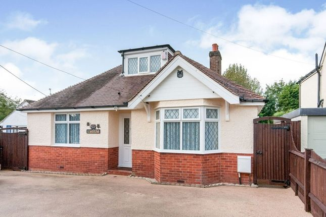 Thumbnail Detached house for sale in Wannock Drive, Polegate