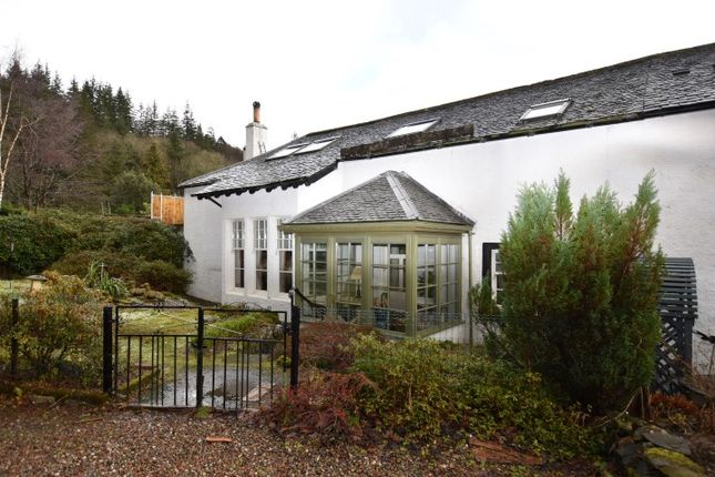 Thumbnail Semi-detached house for sale in 9 The Square, Dunira, Comrie
