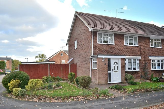 Thumbnail Semi-detached house for sale in Great Leylands, Harlow