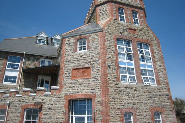 Thumbnail Flat to rent in The Mission, Promenade, Penzance
