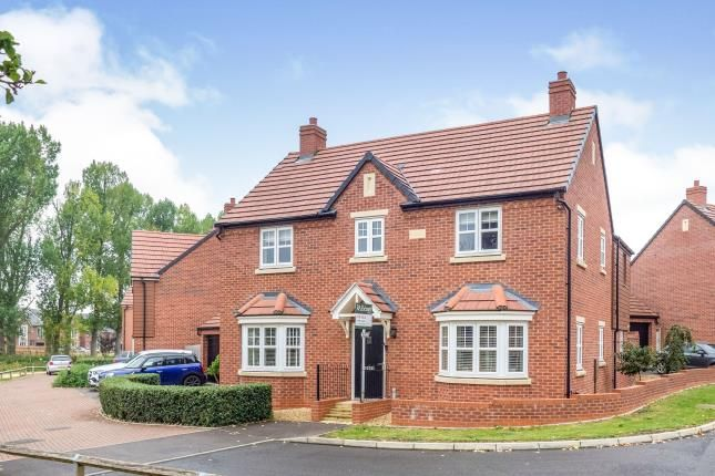 Thumbnail Detached house for sale in Sapper Close, Meon Vale, Stratford Upon Avon, Warwickshire