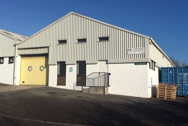 Thumbnail Warehouse to let in Leafield Way, Corsham